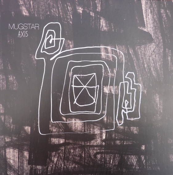 "MUGSTAR ""AXIS"" Album released on Agitated Records 2013 Vinyl/CD/Download"